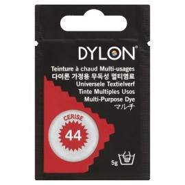 Teinture à chaud multi-usages Dylon - cerise