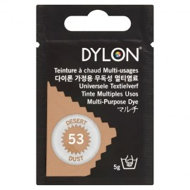 Dylon multi-purpose dye - desert dust