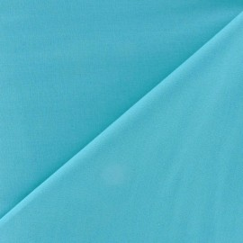Poplin Fabric - light azure x10cm