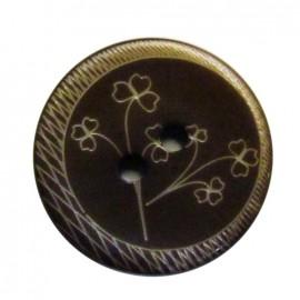 Bouton Bouquet chocolat