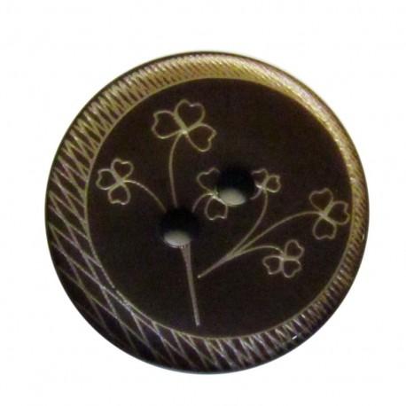 Button, bouquet - chocolate