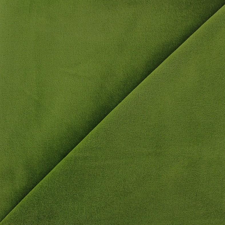 10cm Tissu Bradford Ras Mousse X Velours Vert 0PnkwO