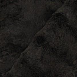 Rosace fantasy fur - Brown x 10cm