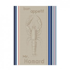 Torchon Jacquard Multico - Mr Homard