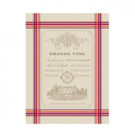 Torchon Jacquard Bayonne - Emilion
