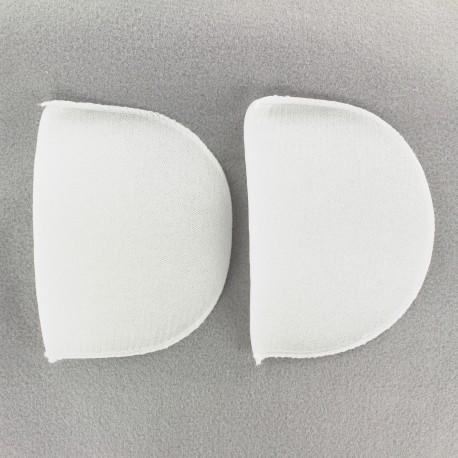 Épaulettes droite recouverte blanche (x2)