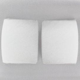 Épaulettes droite nue (x2)