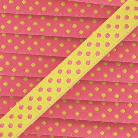 Eloïse rose-anis 10 mm