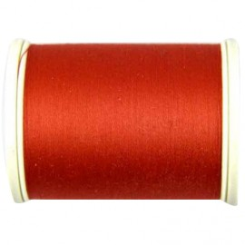 Sewing thread bobbin 1000 m - red (color n°8230)