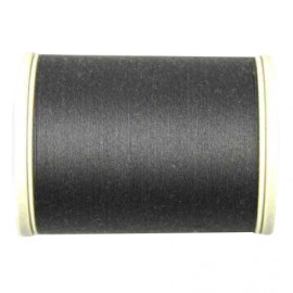Sewing thread bobbin 1000 m - grey (color n°5005)