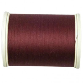 Sewing thread bobbin 1000 m - burgundy (color n°9106)