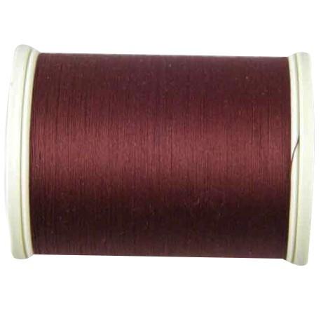 Sewing thread bobbin 1000 m - burgundy (color n°9106)