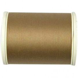 Sewing thread bobbin 1000 m - beige (color n°6578)