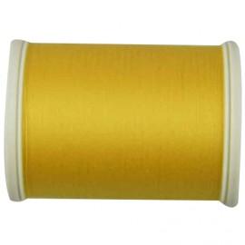 Fil à coudre Coats Duets 1000 m - jaune