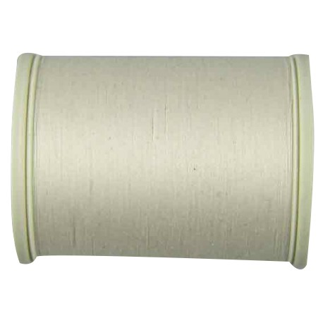 Sewing thread bobbin 1000 m - ecru (color n°1033)