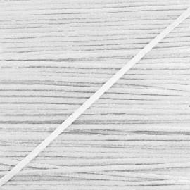 queue de souris 1,5 mm blanc