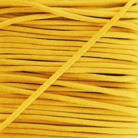 Rattail cord 2,5 mm - straw