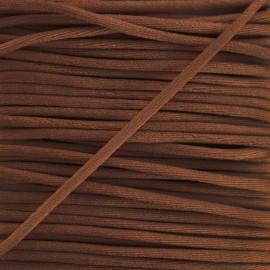 queue de rat 2,5 mm chocolat