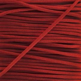 queue de rat 2,5 mm rouge