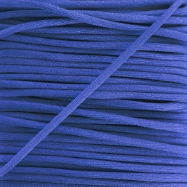 Rattail cord 2,5 mm - navy blue