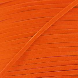 Suede Aspect Lace - Orange