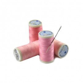 "Coats Duets Thread 100 m –the ""pink"" threads"