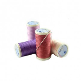 "Coats Duets Thread 100 m – the ""mauve"" threads"