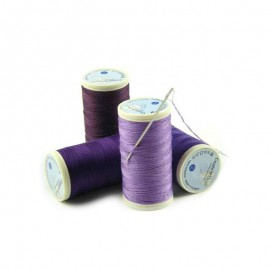 "Coats Duets Thread 100 m –the ""purple"" threads"