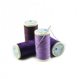 """Fil à coudre Coats Duets 100 m """"violets"""""""