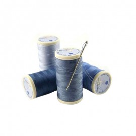 "Coats Duets Thread 100 m –the ""blue-grey"" threads"