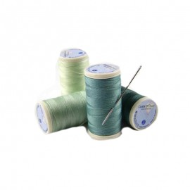 "Coats Duets Thread 100 m –the ""green"" threads"