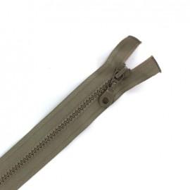 Fermeture Eclair® séparable synthétique moulée - grège