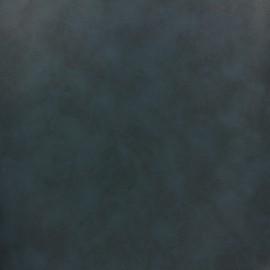 Simili cuir Cotton - bleu x 10cm