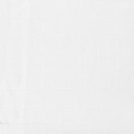 Tissu lange France Duval - blanc x 10cm