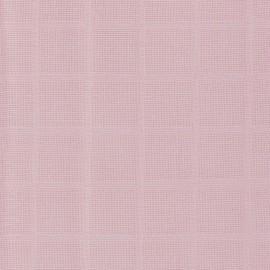 Tissu lange France Duval - rose x 10cm