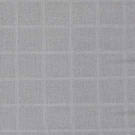 Tissu lange France Duval - gris x 10cm