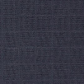 Tissu lange France Duval - encre x 10cm