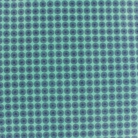 Tissu coton Makower UK Wrap it up triangle stripe panel - multi x 10 cm