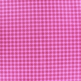 Tissu coton Makower UK Wrap it up pinwheel - pink x 10 cm