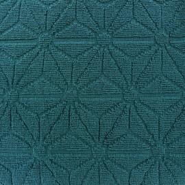 Tissu éponge jacquard Bento - canard x 25cm