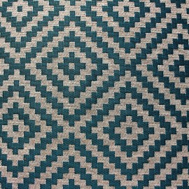 Jaquard Vannerie fabric - colvert x 13cm