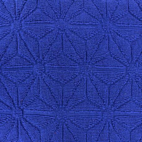 Tissu éponge jacquard Bento - mykonos x 25cm
