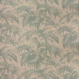 Tissu toile lin - Equatorial x 30cm