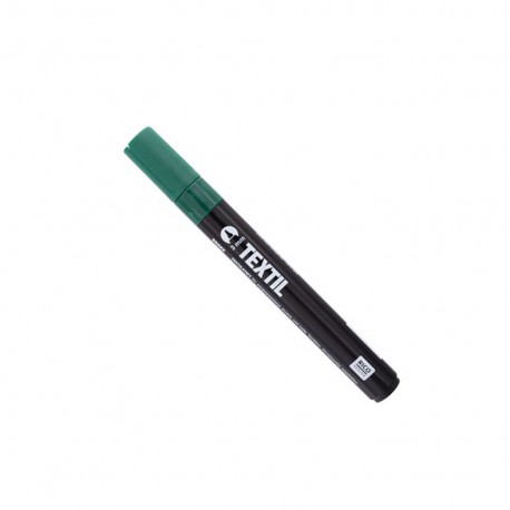 textil marker 3 mm - green