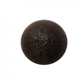 Metal half-ball button - copper
