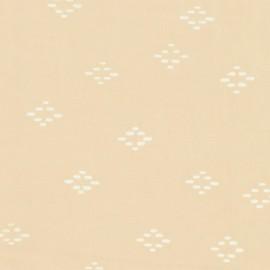 Tissu Hoffman fabrics Kuta - parchment x 10cm