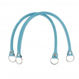 Bag-handles Summer - light blue