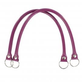 Bag-handles Summer - plum