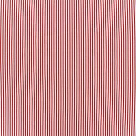 Fabric Dear Stella Stripes - red x 10cm