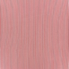Tissu Dear Stella Stripes - red x 10cm